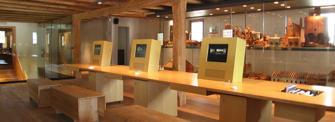 Museo provinciale delle miniere: Granaio Cadipietra