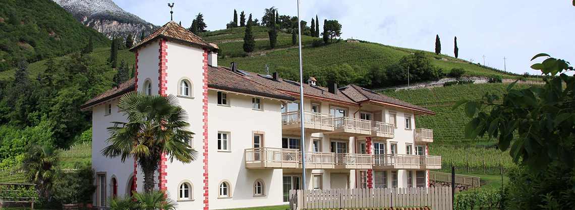 Residence Überbacherhof