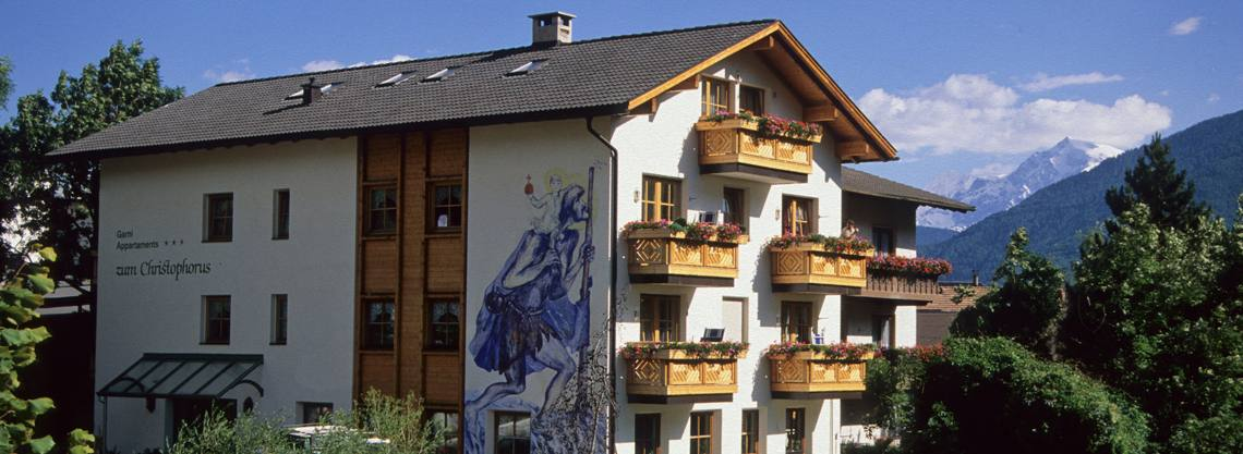 Apparthotel Garni Zum Christophorus