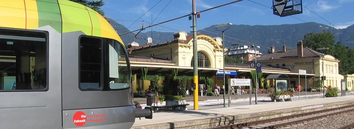 Bahnhof Meran