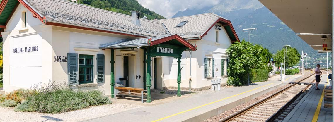 Bahnhof Marling