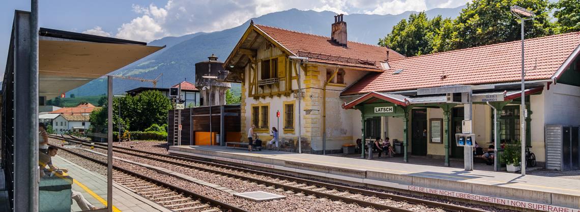 Stazione di Laces