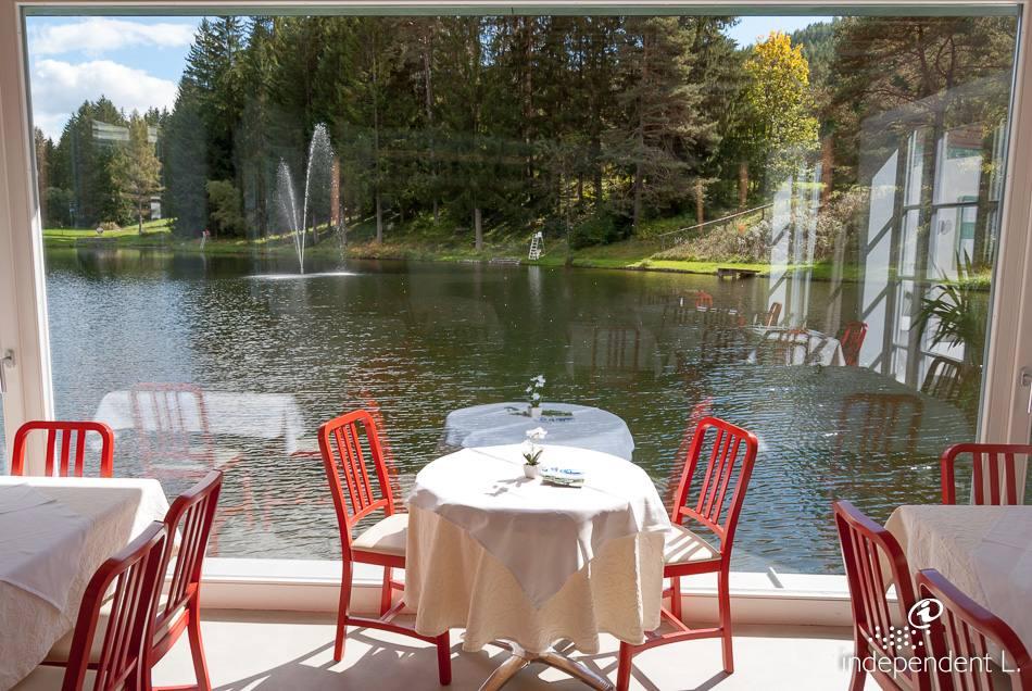 Ristorante laghetto d'Issengo - Alto Adige per tutti