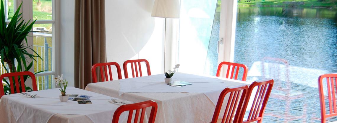 Restaurant Seegasthaus Issinger - Weiher