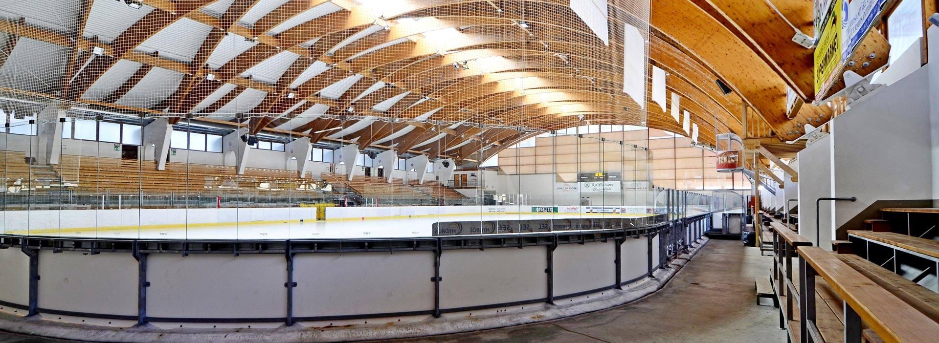Stadio del ghiaccio Pranives