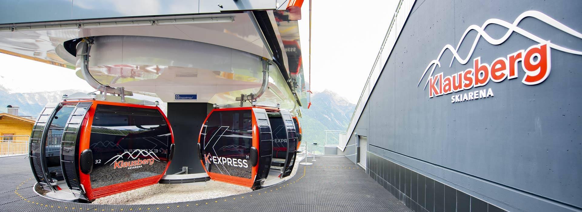 Kabinenbahn Klausberg Express