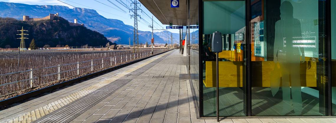 Bahnhof Bozen / Kaiserau